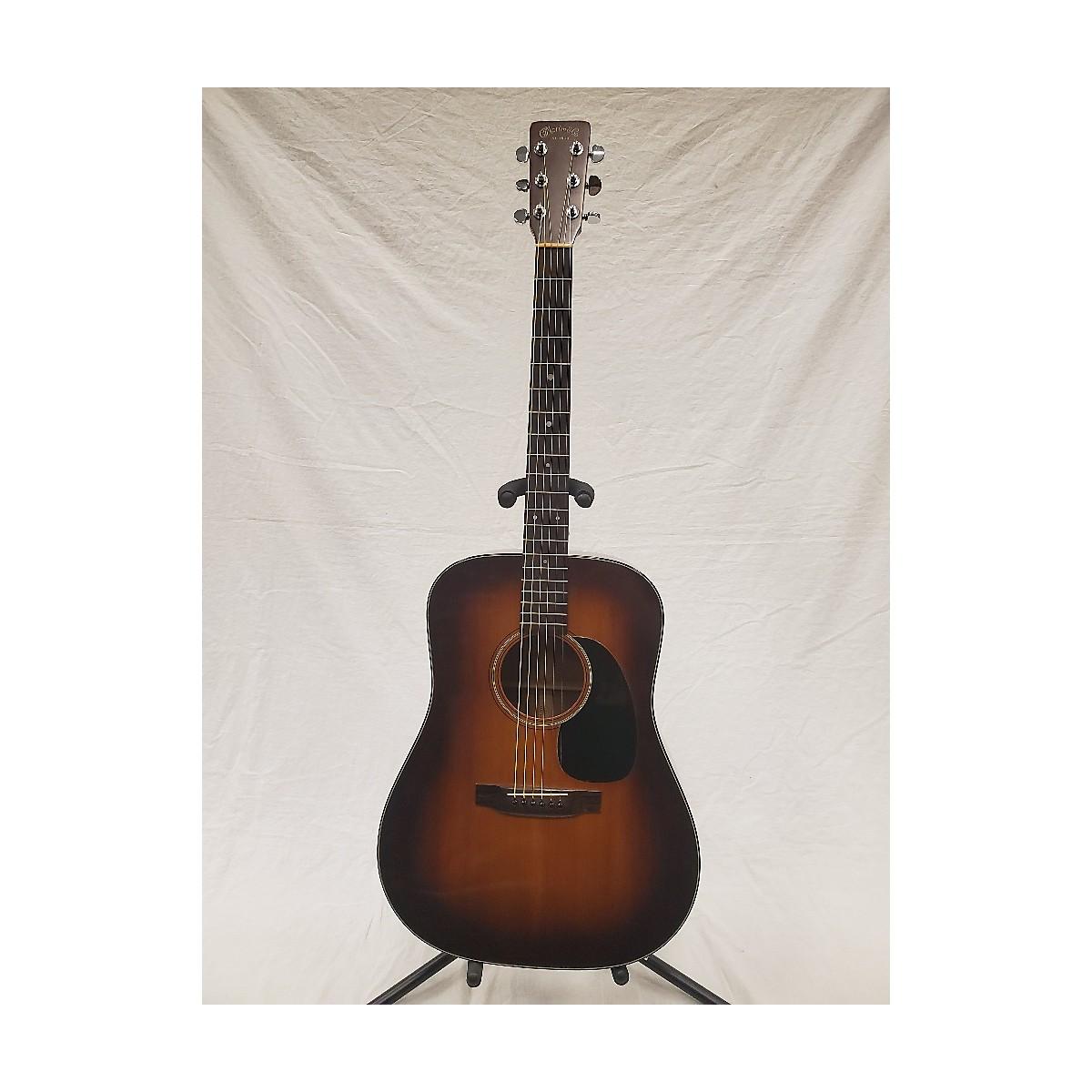 Martin 1977 Martin D-18 OHSC Acoustic Guitar