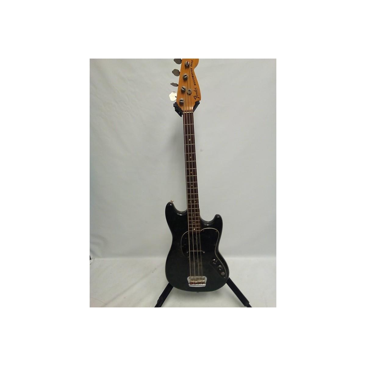 Fender 1977 Music Master Bass Electric Bass Guitar