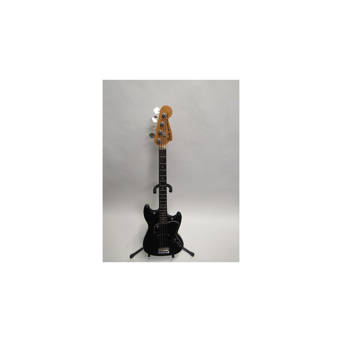 Fender 1977 Musicmaster Electric Bass Guitar