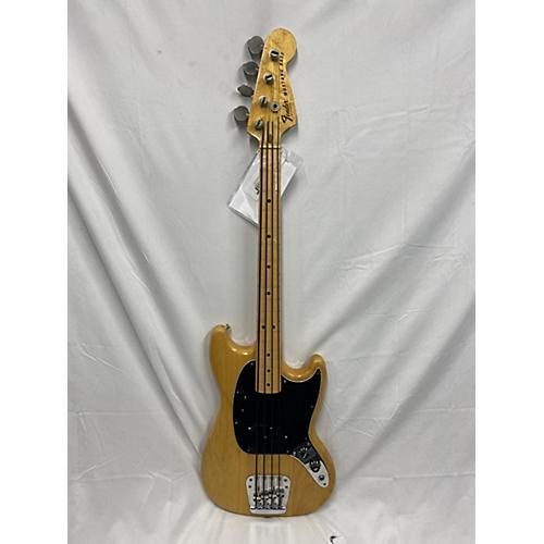 Fender 1977 Mustang Bass Electric Bass Guitar