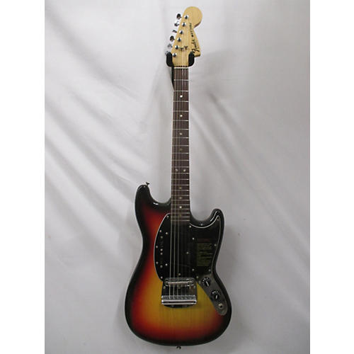 Fender 1977 Mustang Solid Body Electric Guitar