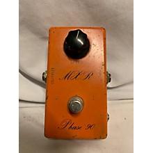 MXR 1977 PHASE 90 SCRIPT LOGO Effect Pedal