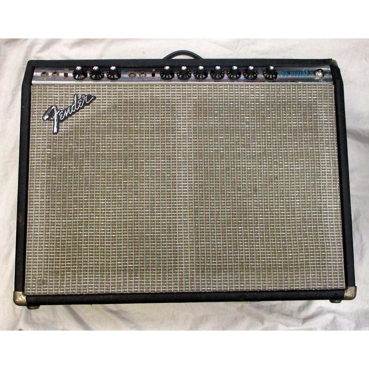 Fender 1977 Pro Reverb Tube Guitar Combo Amp
