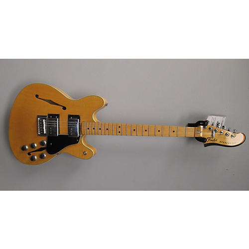 Fender 1977 STARCASTER Solid Body Electric Guitar