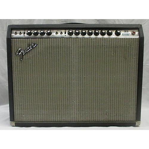 Fender 1977 Twin Reverb 2x12 Tube Guitar Combo Amp
