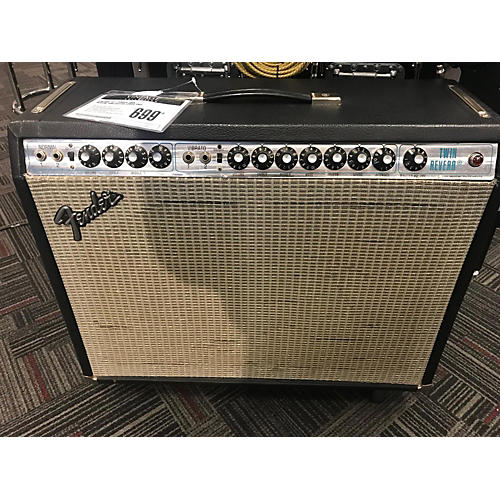 Fender 1977 Twin Reverb Tube Guitar Combo Amp