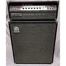 Ampeg 1977 V4 Head W/cab Tube Bass Amp Head
