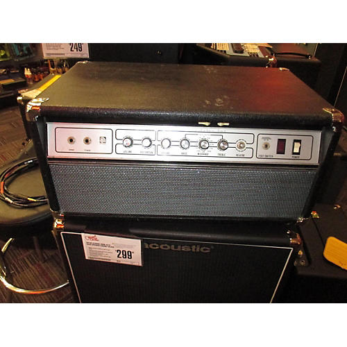 Ampeg 1977 V9 Tube Bass Amp Head