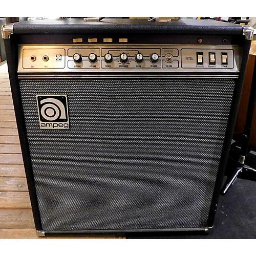 Vintage Ampeg 1977 Vt40 Tube Guitar Combo Amp