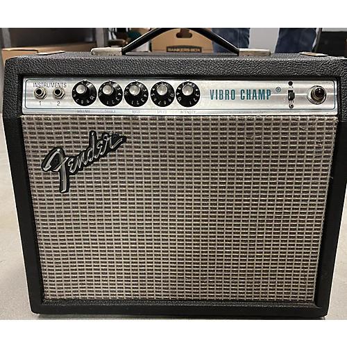 Fender 1977 Vibro Champ XD 5W 1X8 Guitar Combo Amp