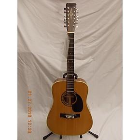 vintage alvarez 1978 5054 12 string acoustic guitar 12 string acoustic guitar guitar center. Black Bedroom Furniture Sets. Home Design Ideas