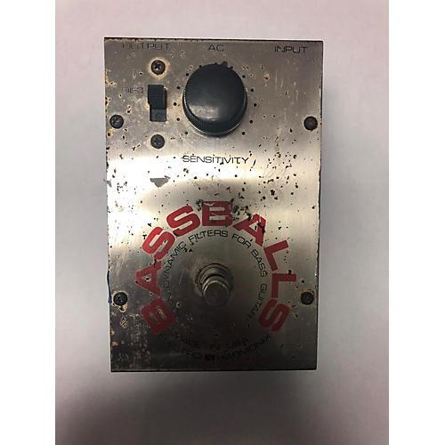 Electro-Harmonix 1978 Bassballs Bass Effect Pedal
