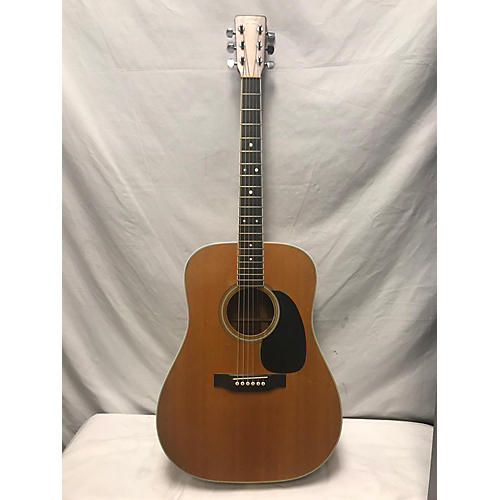 Martin 1978 D-35 Acoustic Electric Guitar