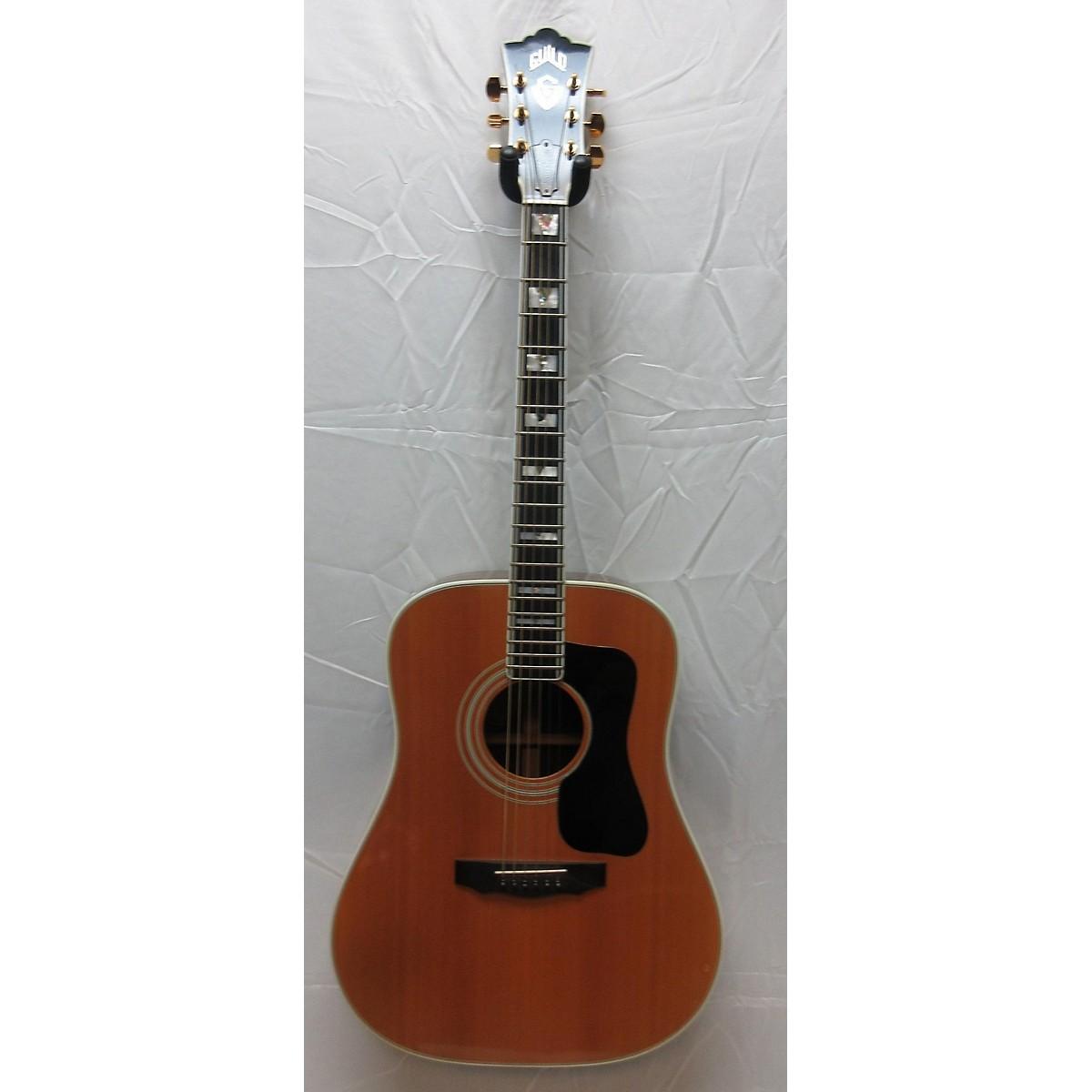 Guild 1978 D55 Acoustic Guitar