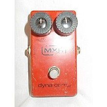 MXR 1978 Dynacomp Effect Pedal