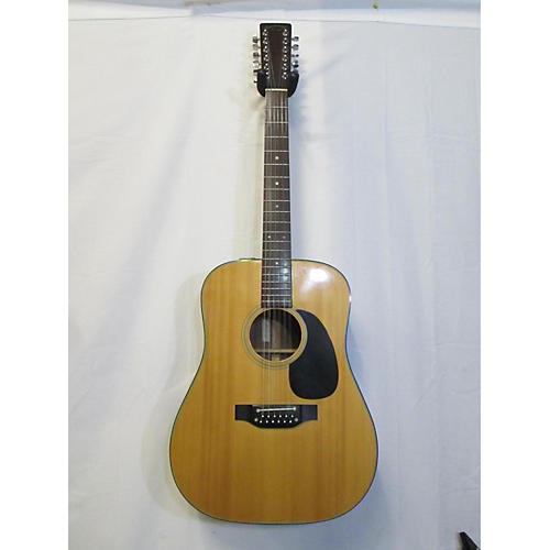 Takamine 1978 EF385 12 String Acoustic Electric Guitar