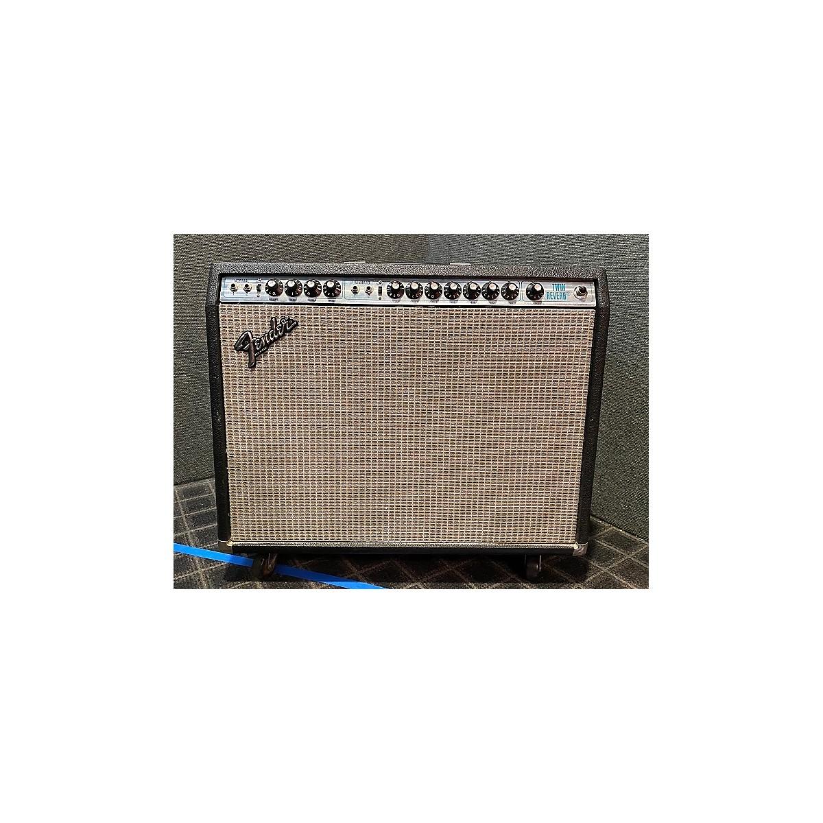 Fender 1978 Master Volume Twin Reverb Tube Guitar Combo Amp