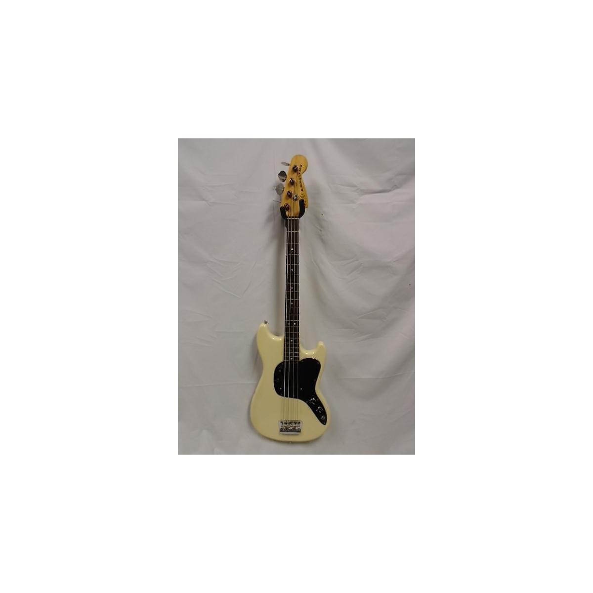 Fender 1978 Musicmaster Electric Bass Guitar