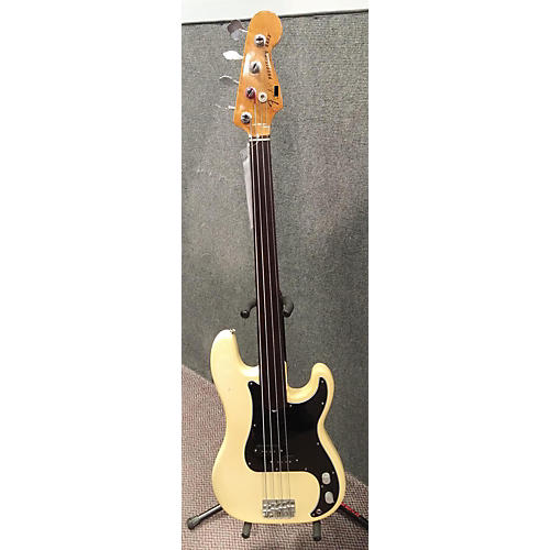Fender 1978 PRECISION BASS FRETLESS OHSC Electric Bass Guitar