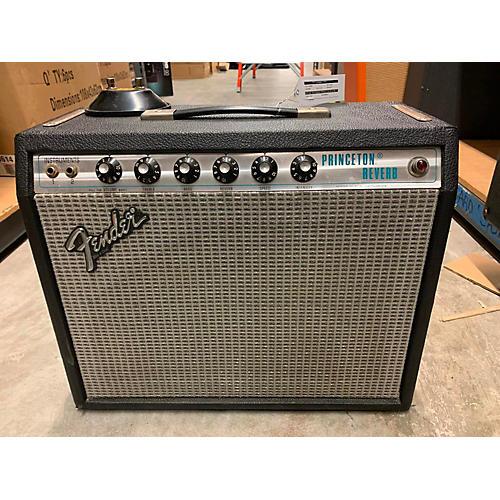 Fender 1978 Princeton Reverb Tube Guitar Combo Amp