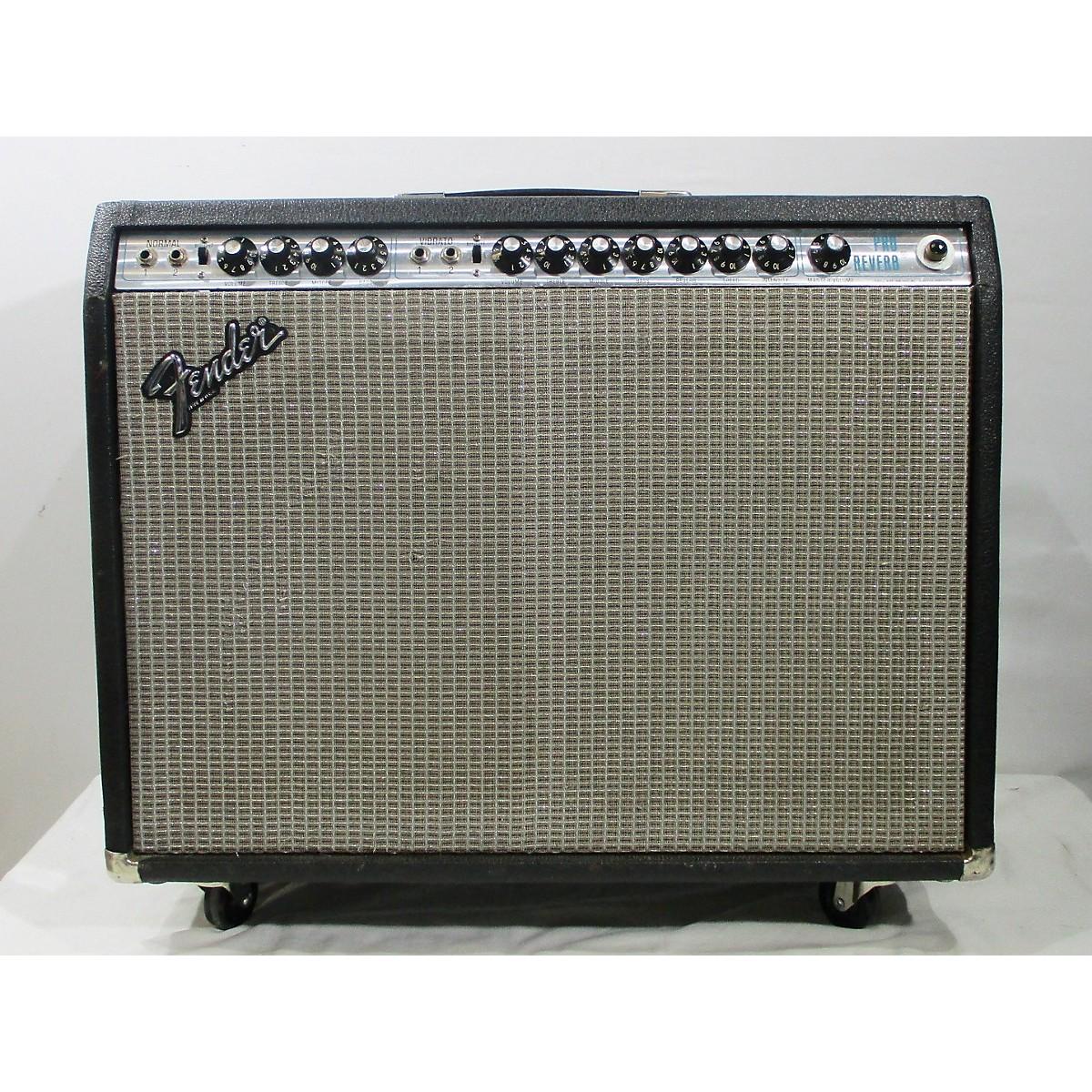 Fender 1978 Pro Reveb Tube Guitar Combo Amp