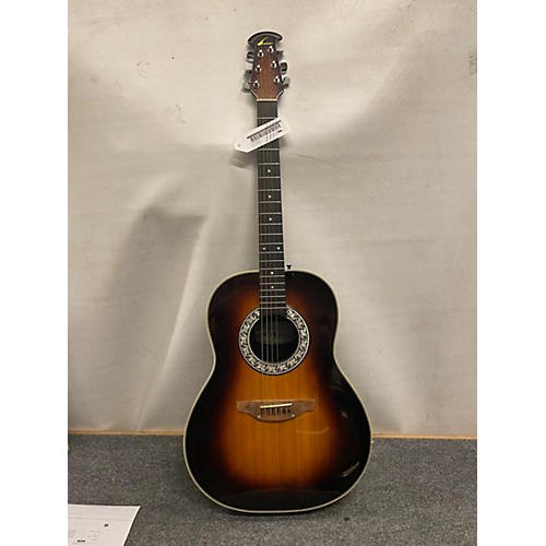 Ovation 1979 1111-1 Acoustic Electric Guitar