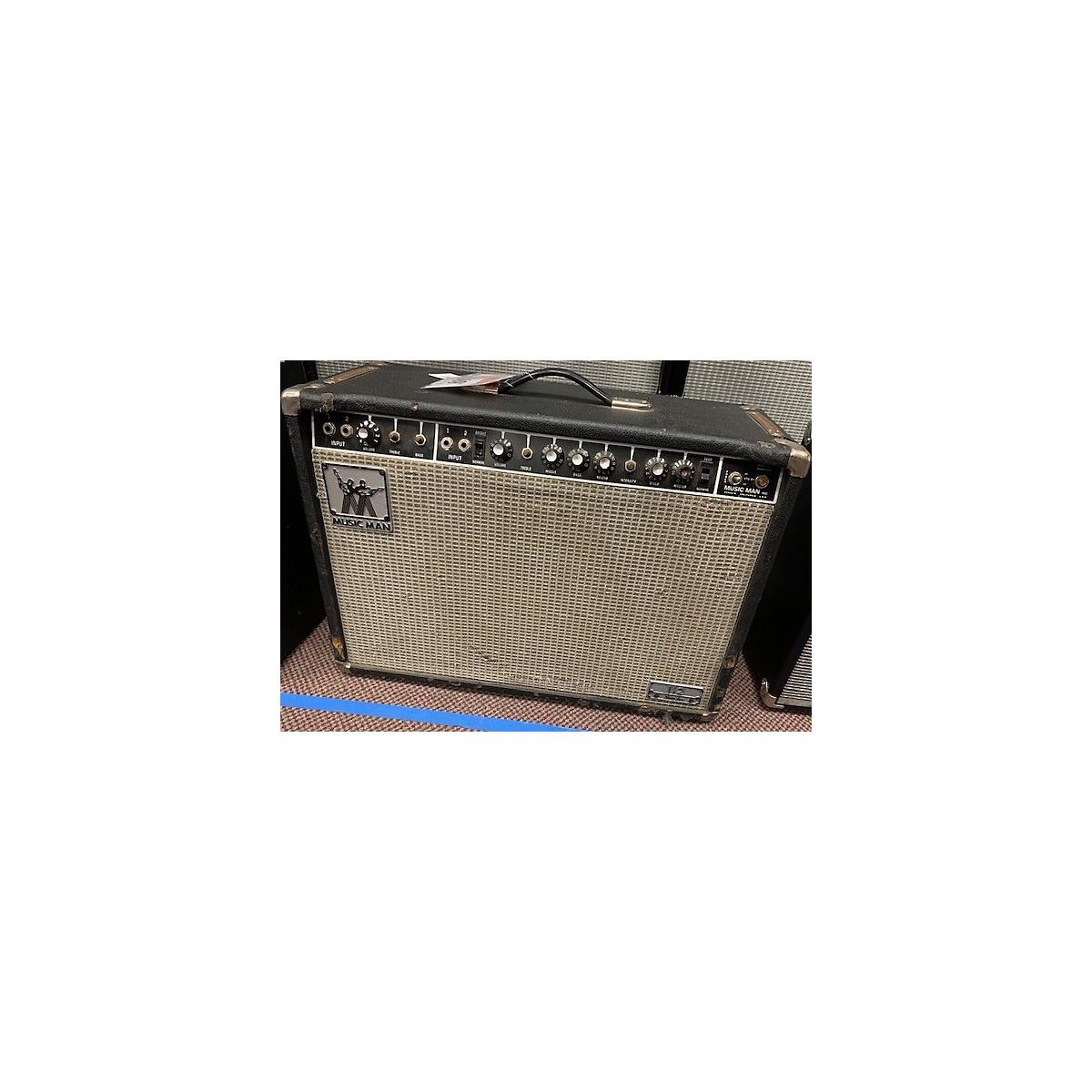Ernie Ball Music Man 1979 112 Tube Guitar Combo Amp