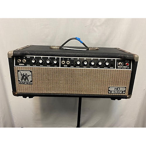 Ernie Ball Music Man 1979 1979 Music Man HD130 Tube Guitar Amp Head