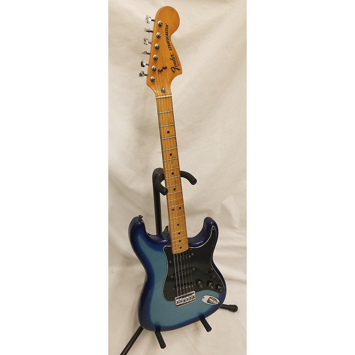 Fender 1979 79 Stratocaster HT Refin Solid Body Electric Guitar