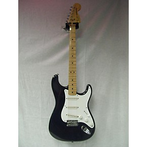 vintage fender 1979 american standard stratocaster solid body electric guitar black guitar center. Black Bedroom Furniture Sets. Home Design Ideas