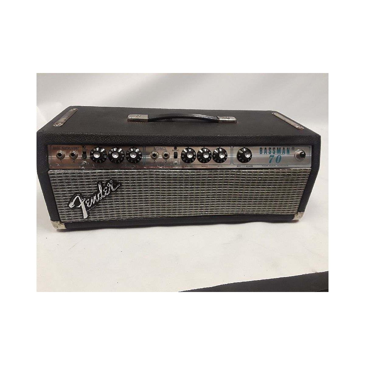 Fender 1979 Bassman 70 Head