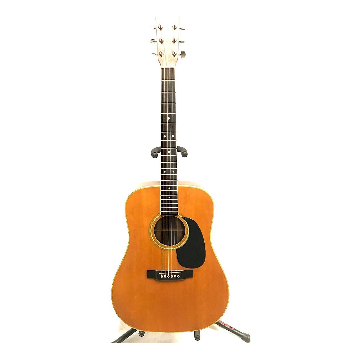 Martin 1979 D-35 OHSC Acoustic Guitar