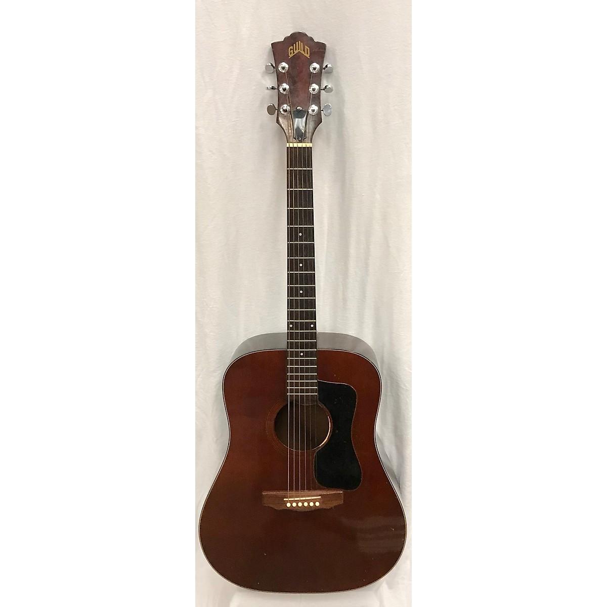 Guild 1979 D25m Acoustic Guitar