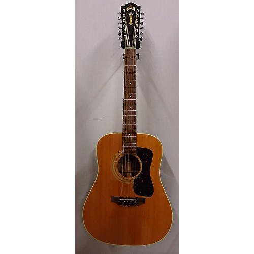 Guild 1979 G212NT 12 String Acoustic Guitar