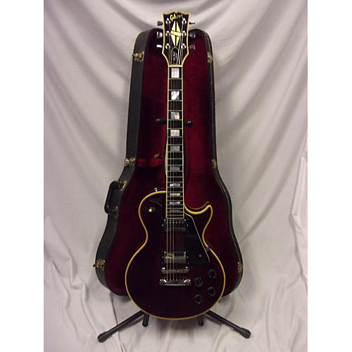 Gibson 1979 Les Paul Custom Solid Body Electric Guitar