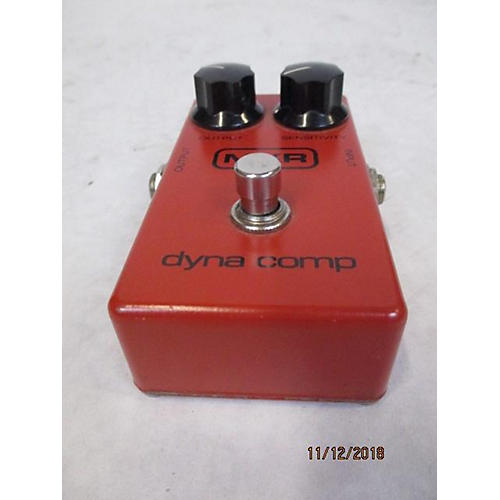 MXR 1979 M102 Dyna Comp Effect Pedal