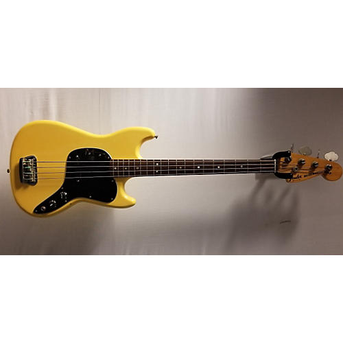Fender 1979 Music Master Electric Bass Guitar