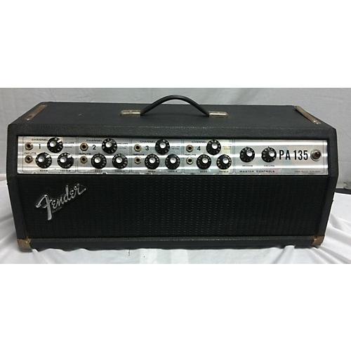 Fender 1979 PA135 Tube Guitar Amp Head