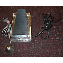 Morley 1979 PWOV Power Wah Volume Effect Pedal