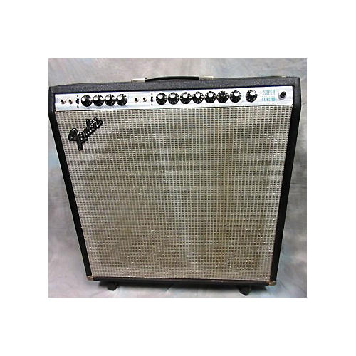 Fender 1979 SUPER REVERB Tube Guitar Combo Amp