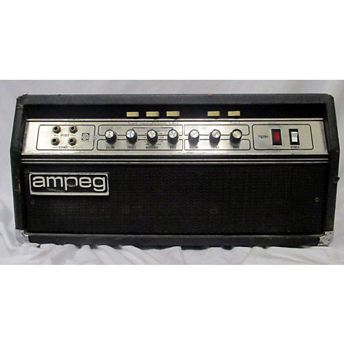 Ampeg 1979 SVT MODEL 1002 Tube Bass Amp Head