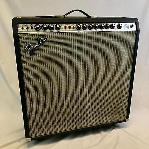 Fender 1979 Super Reverb 4x10 Tube Guitar Combo Amp