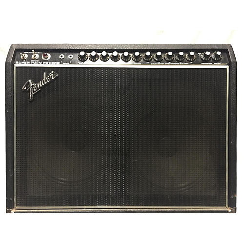 Fender 1979 Super Twin Tube Guitar Combo Amp