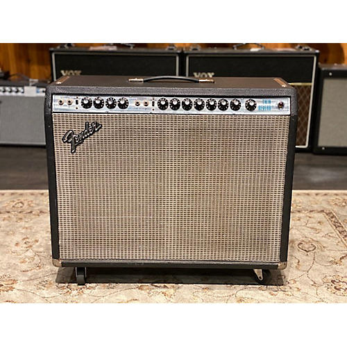 Fender 1979 Twin Reverb Tube Guitar Combo Amp