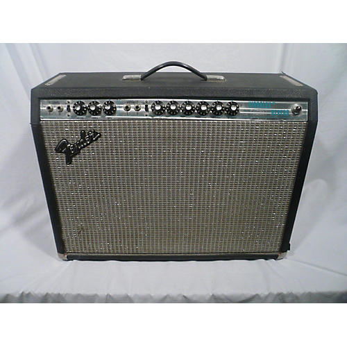Fender 1979 Vibrolux Reverb 40W 2x10 Tube Guitar Combo Amp