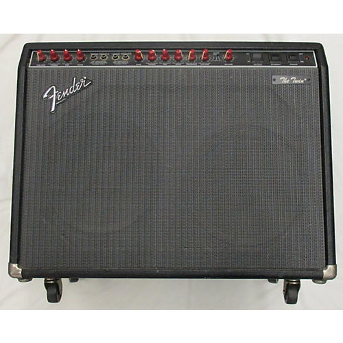 Fender 1980 1980's The Twin Tube Guitar Combo Amp