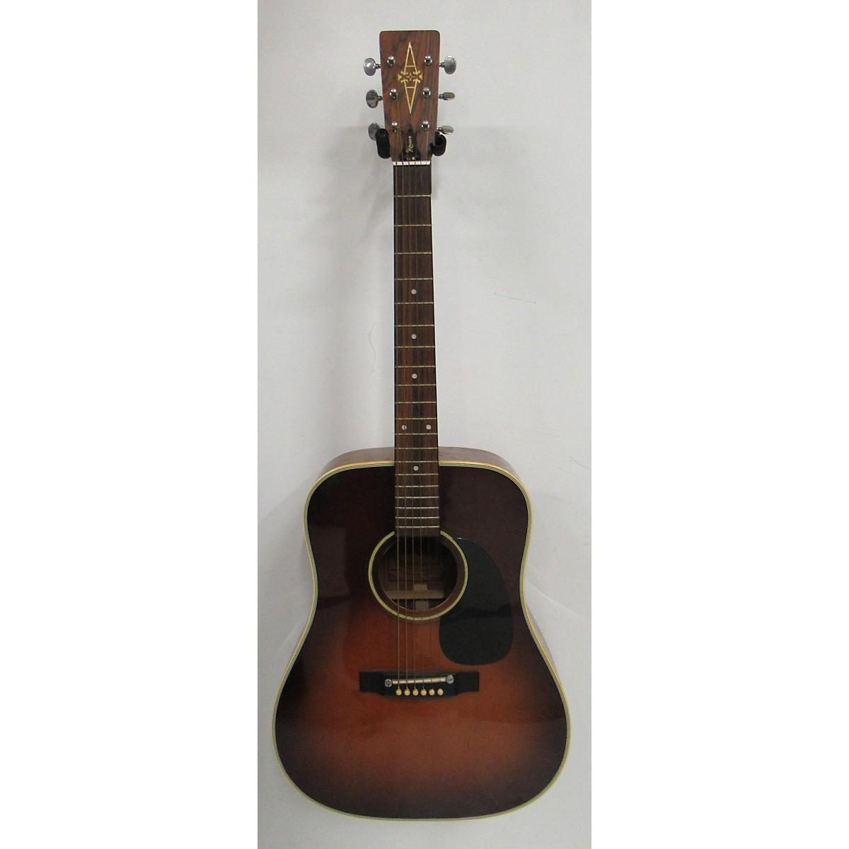 Alvarez 1980 5025 Acoustic Guitar