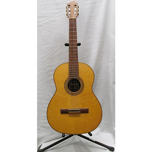 Giannini 1980 Awnm4 Classical Acoustic Guitar