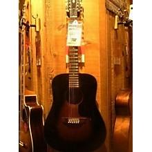 Guild 1980 D-212 12 String Acoustic Guitar