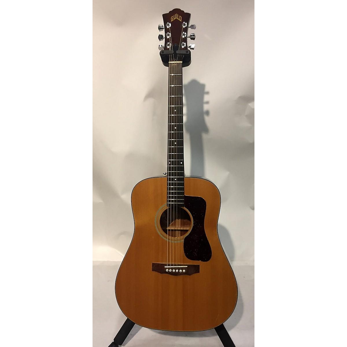 Guild 1980 D35 Acoustic Guitar
